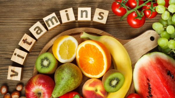 Keep Your Vitamins, Omega-3 Levels in Check For a Healthy You