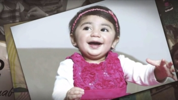 Little Zainab needs a rare blood type found only in Indians, Pakistanis and Iranians to survive.