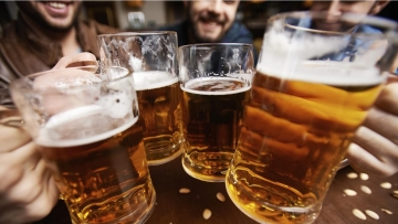 Researchers believe that this understanding could give insight as to why people use alcohol for pain management.