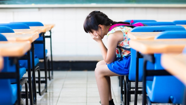 Teenaged girls are bullied more often than boys, and are more likely to consider or attempt suicide, a study has found.