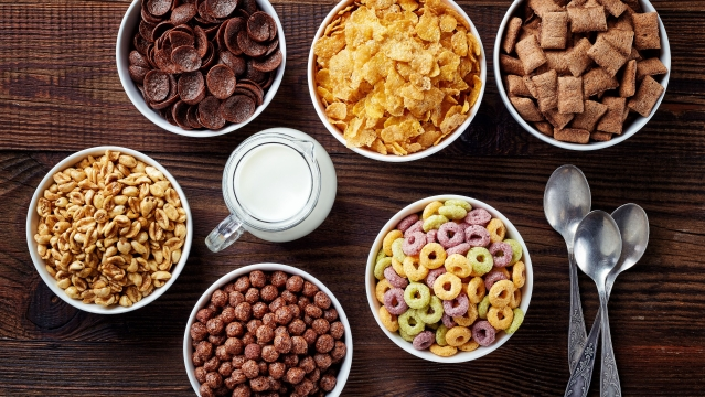 It is a well-known fact that our nutritional curriculum is largely funded by large cereal companies and food lobbies.