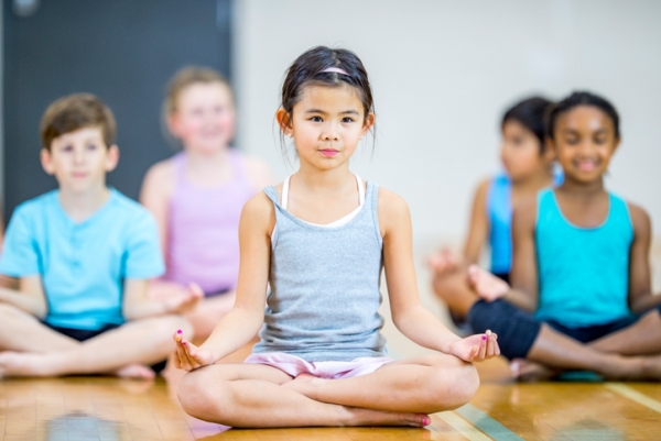 The UK government has launched a new trial for schools where kids would be encouraged to practise mindfulness exercises.