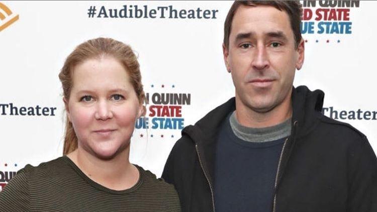 Amy Schumer Reveals Husband Chris Fischer Has Autism Spectrum Disorder