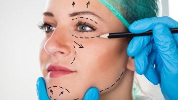 These lines are vital for surgery, as they are used to guide incisions that produce the least conspicuous scars.