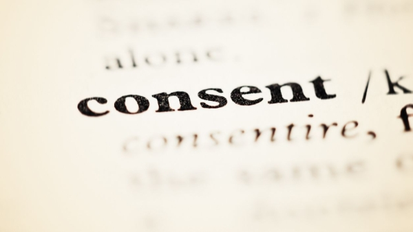 """Consent should be continuous,"" writes Harish Iyer."