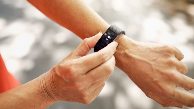 Fitness watches can help you track your progress.