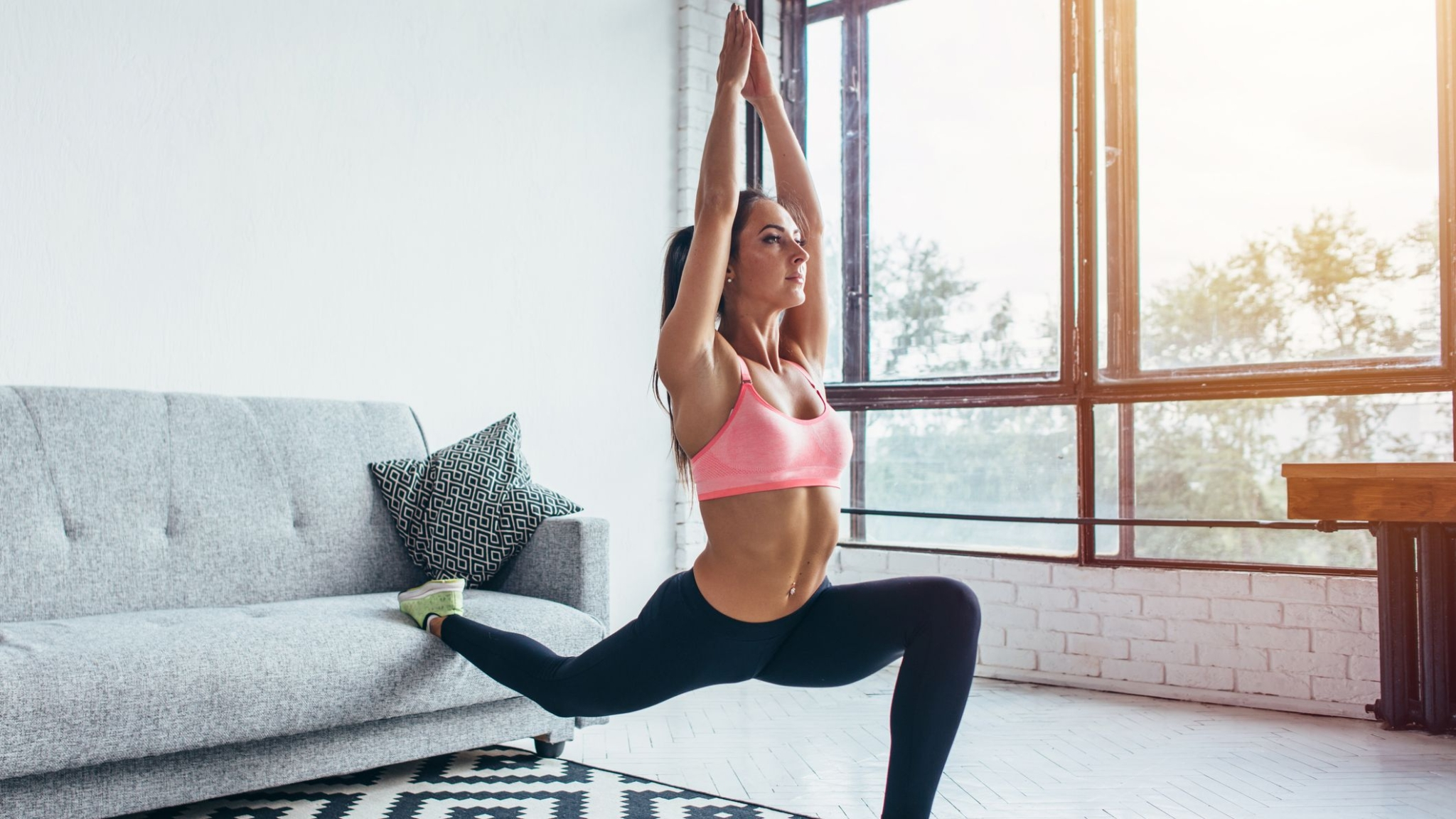 No Time for Gym? No Worries! Working out at Home Just as Effective
