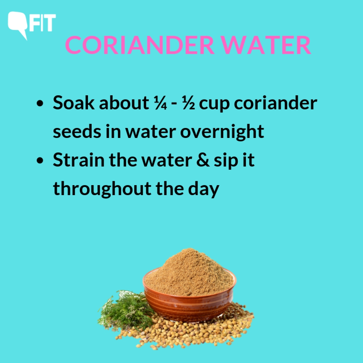 health benefits of coriander seeds: from digestion to