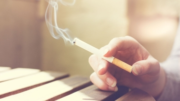 Smoking Is a Risk Factor for Lung Cancer: Here's How