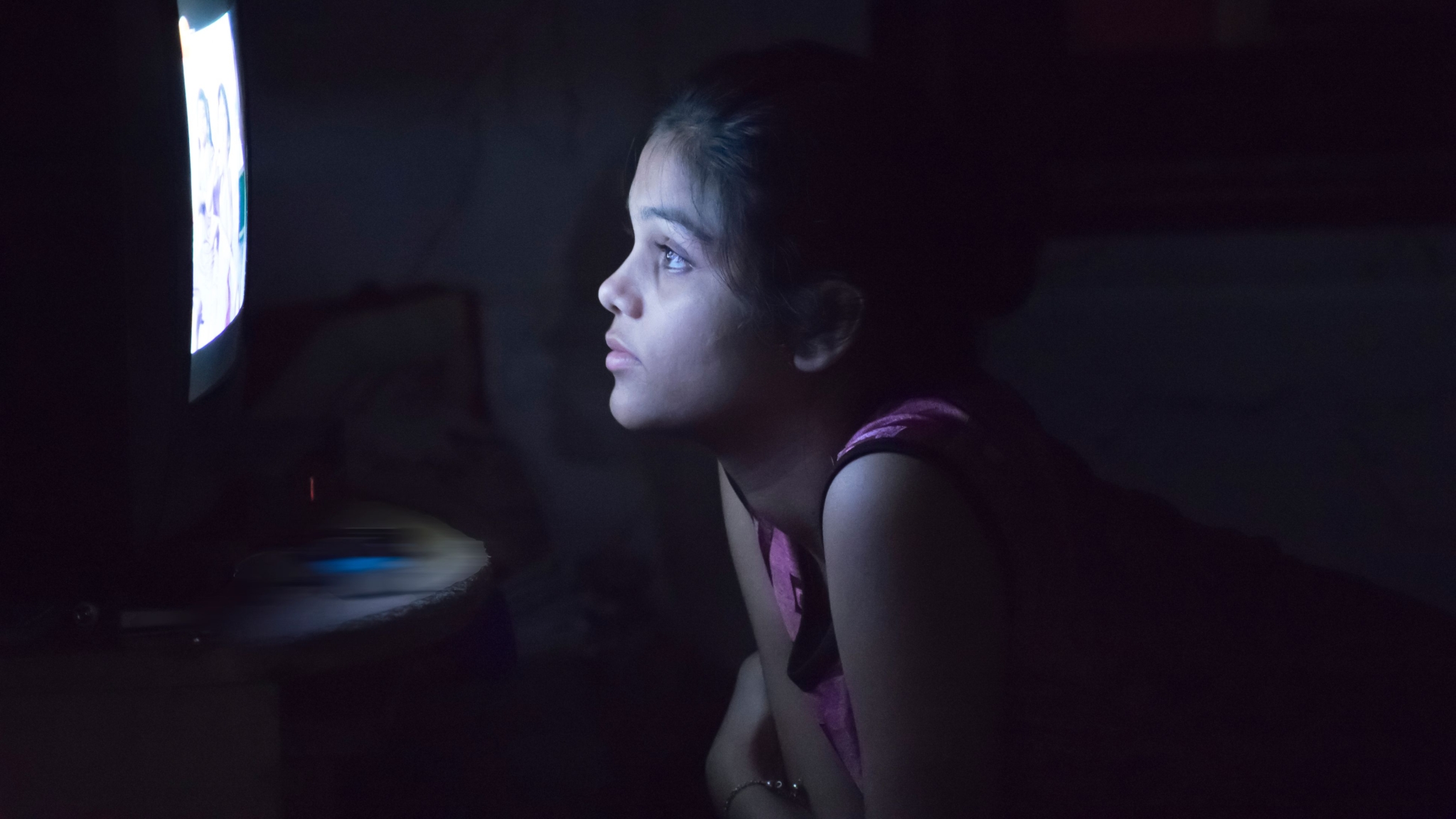 Young Kids Who Watch More TV Get Less Sleep: Study
