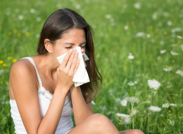 There may be a link between seasonal allergies and depression, but the jury's out on a definitive, causal connection.