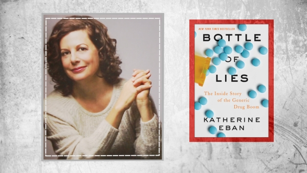 The book 'Bottle of Lies' traces the journey of generic drugs and exposes how some drug makers are gaming the system.
