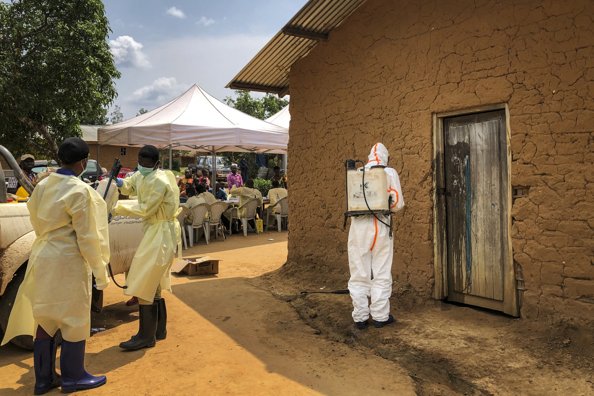 UN Health Calls Emergency Meeting to Discuss Ebola Outbreak
