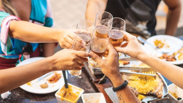 Does giving up alcohol a wellness trend? <br>
