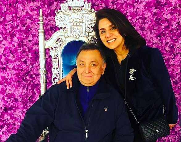 Rishi Kapoor Talks About Battling Chemotherapy & Coming Home