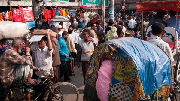 With a current population of 133 crores, India is on it's way to become the world's most populous country by 2050.