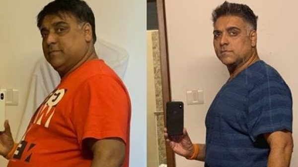 Actor Ram Kapoor Weight Loss: The actor stopped working for a year to focus on his health.