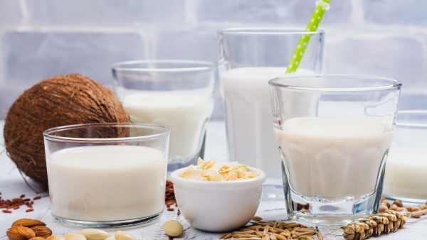 Are you lactose intolerant, vegan or just don't like milk? Here are some plant based milk options for you.