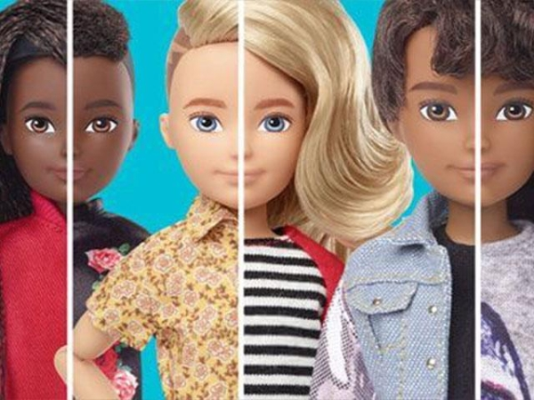 Mattel introduces gender neutral dolls, another marketing gimmick?