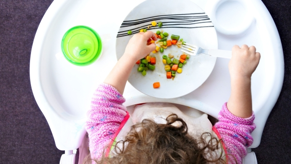 Diets believed to be healthy for grown-ups may not fare so well with kids