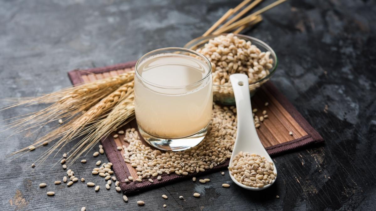 It is rich in soluble fibre.