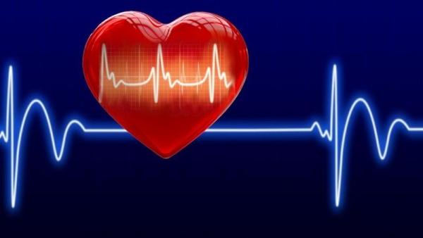 दिन में एक लाख से अधिक बार धड़कता है दिल.