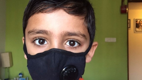 वायु प्रदूषण बच्चों के स्वास्थ्य के लिए प्रमुख खतरों में से एक है. यह प्रदूषण  पांच वर्ष से कम आयु के बच्चों में लगभग 10 में से 1 मौत के लिए जिम्मेदार है.