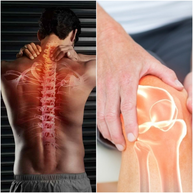 सबसे सामान्य लक्षण शरीर और जोड़ों में दर्द है