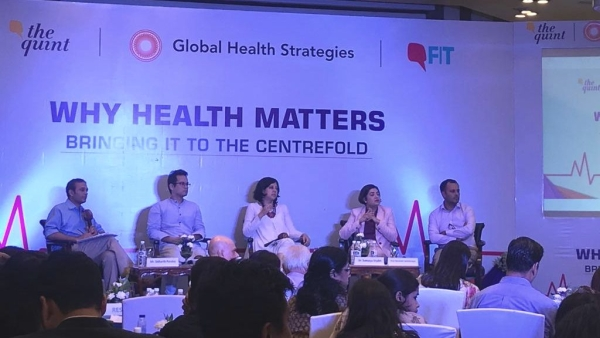 Why Health Matters: Bringing it to the Centrefold
