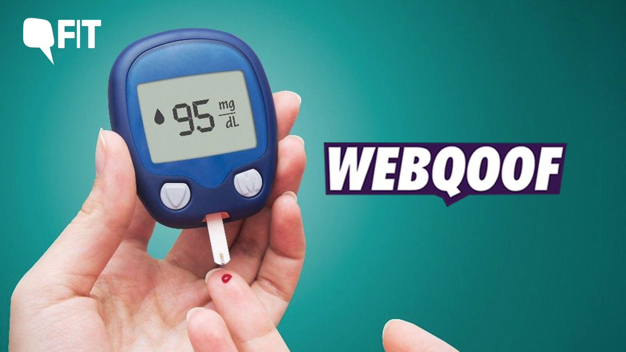 FIT WebQoof: Is It Possible to Cure Diabetes in Two Days?