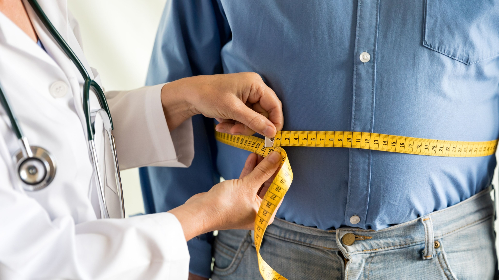 This Is Why People Gain Weight as They Get Older