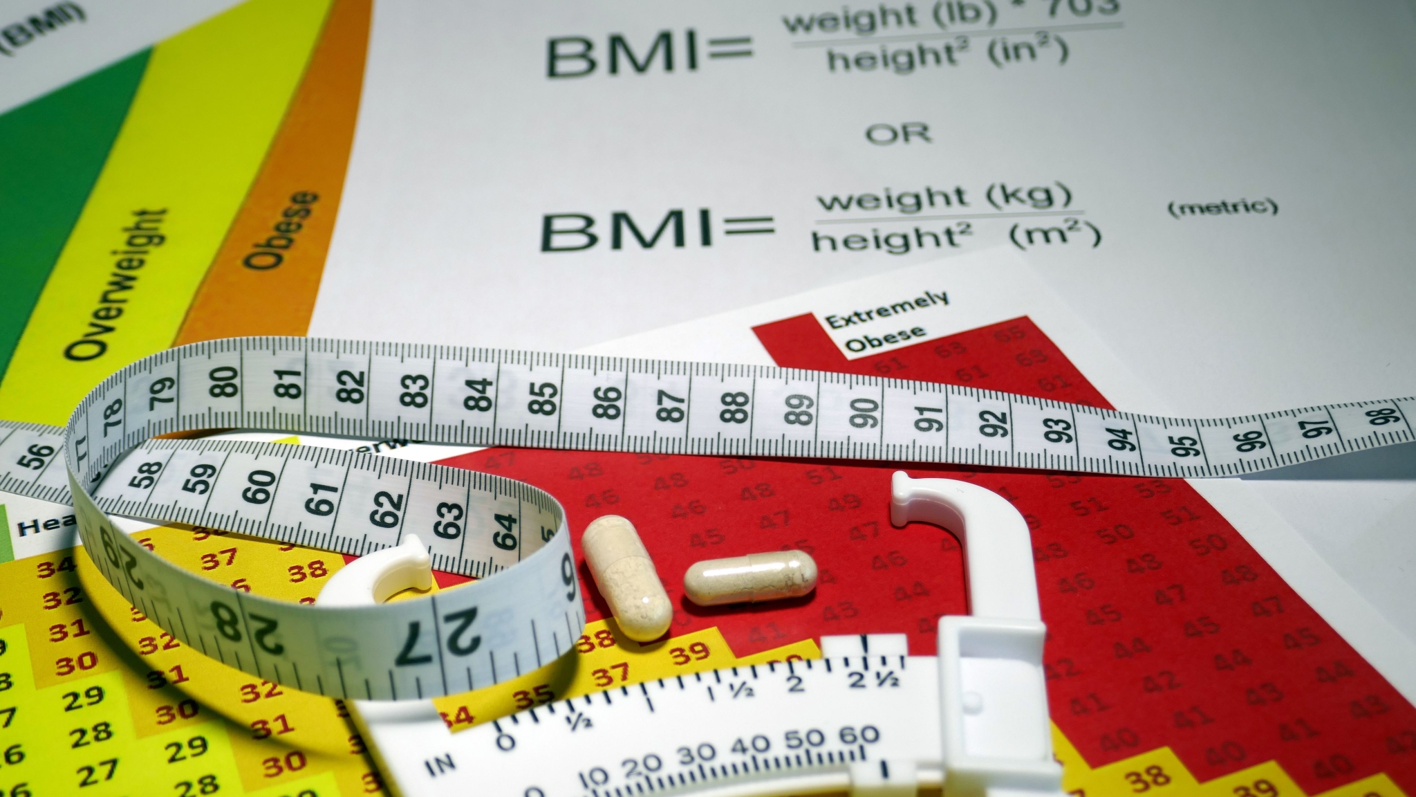 Fat Mass Index (Not BMI) Indicator of Heart Disease in Diabetics