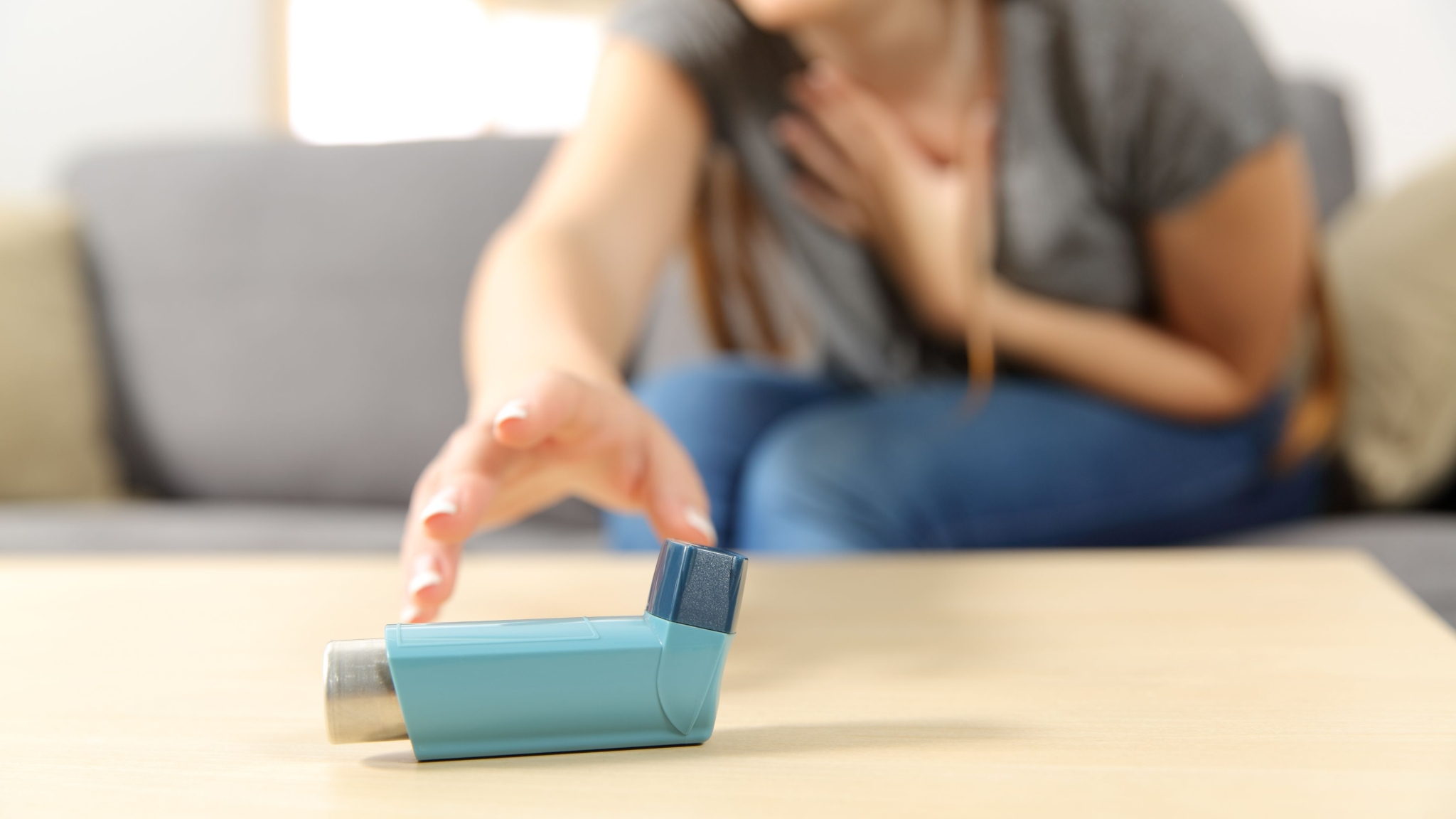 Low Level of Testosterone Could Be Linked to Asthma in Women