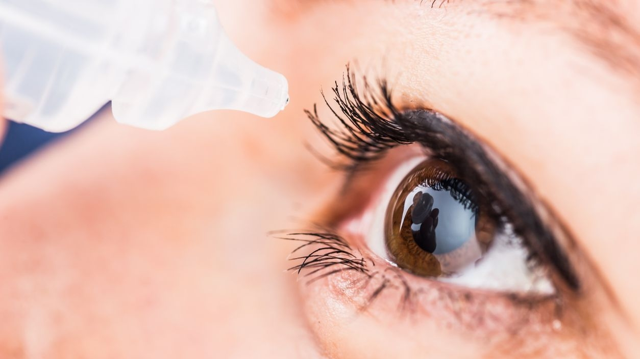 New Eye Drops Being Seen With Hope In Curing Dry Eye Disease