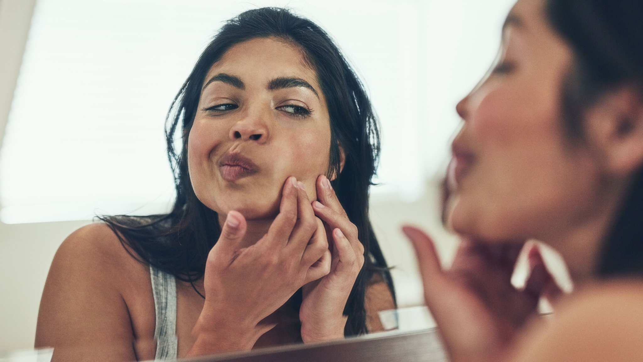 Suffering from Stubborn Acne? Maybe It's Time to Switch Diets