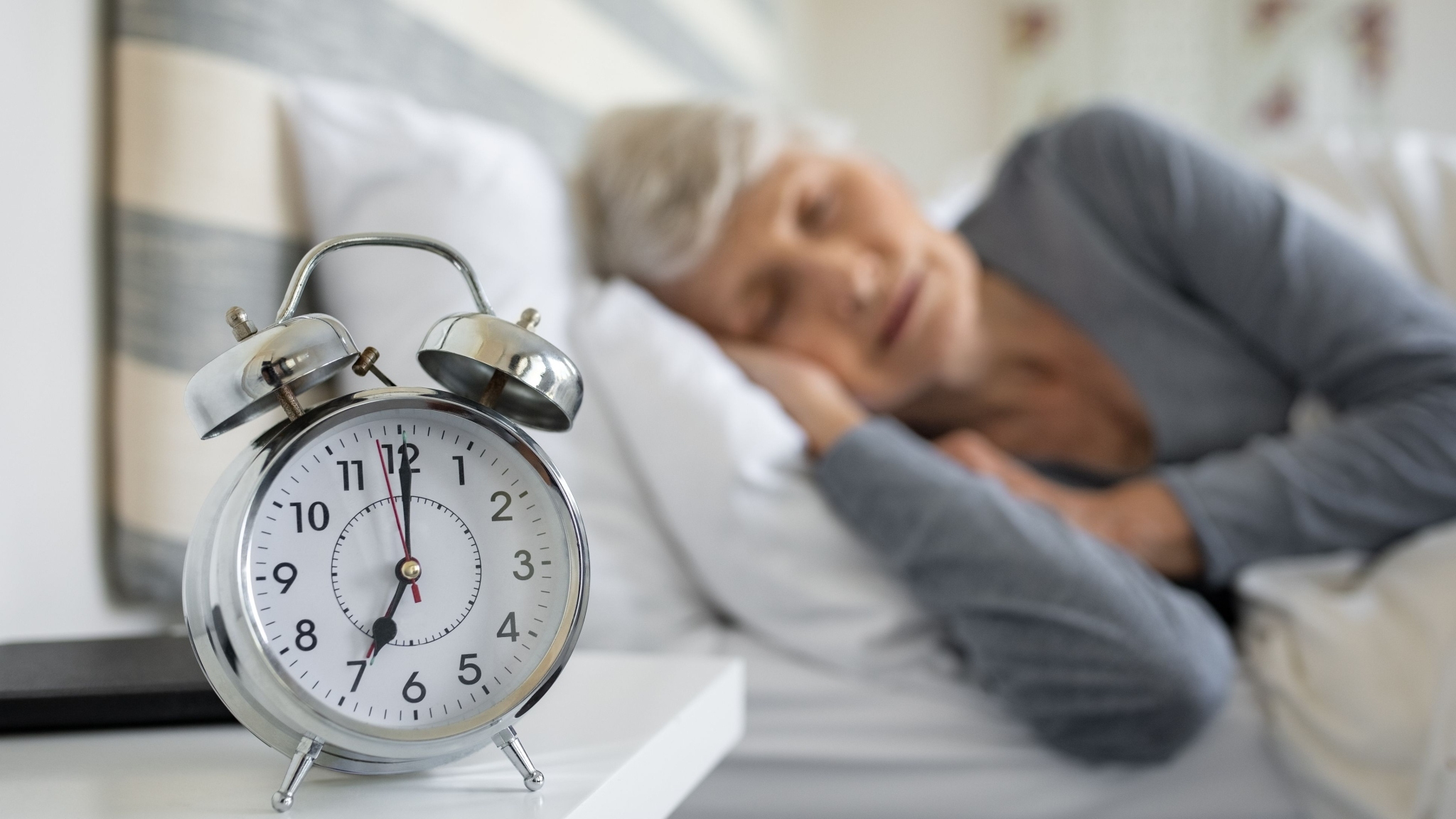 Sleeping Too Much? There's a Reason To Be Worried