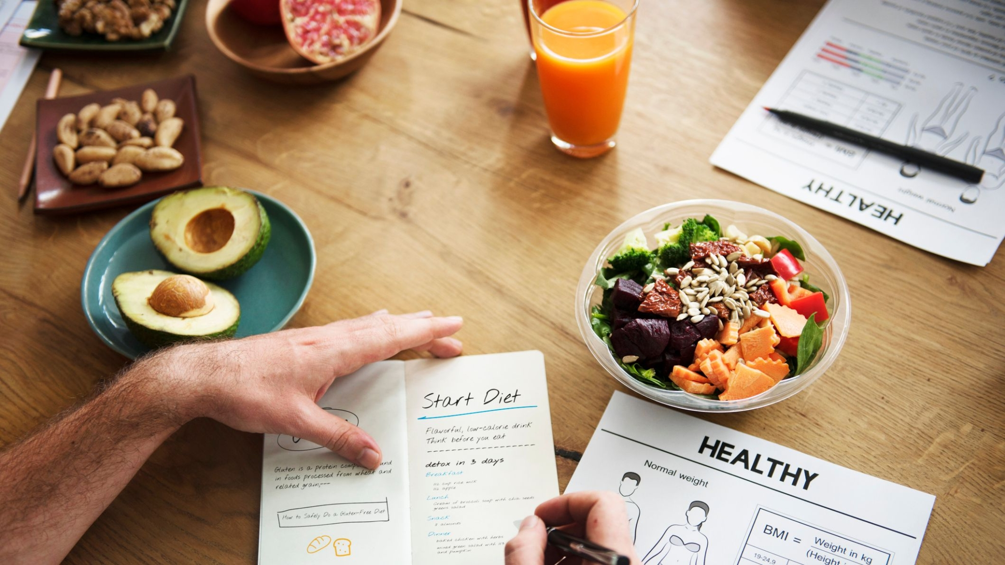 Not Just Your Physique, a Healthy Diet Also Betters Hearing: Study