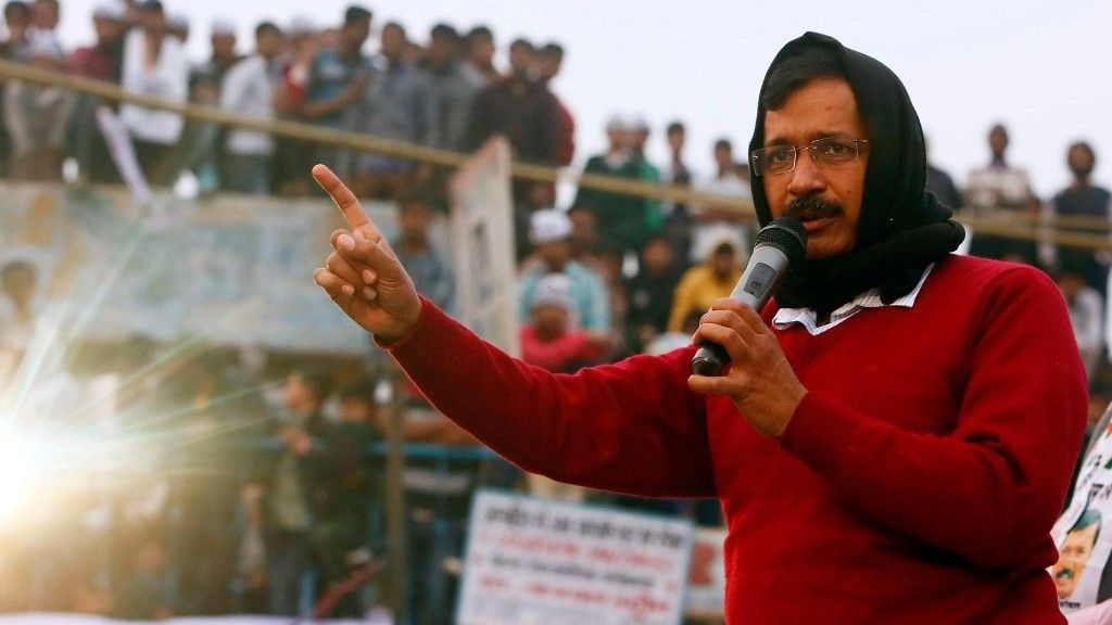 Kejriwal Calls BIS Water Quality Report 'False'; Paswan Hits Back