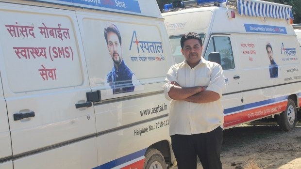 Mobile Medical Units Help Millions, But Struggle With Low Funds - The Quint