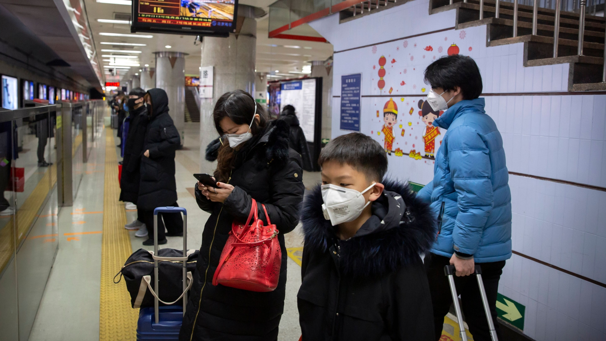 """Avoid All """"No-Essential Travel to China"""", Says Health Ministry"""