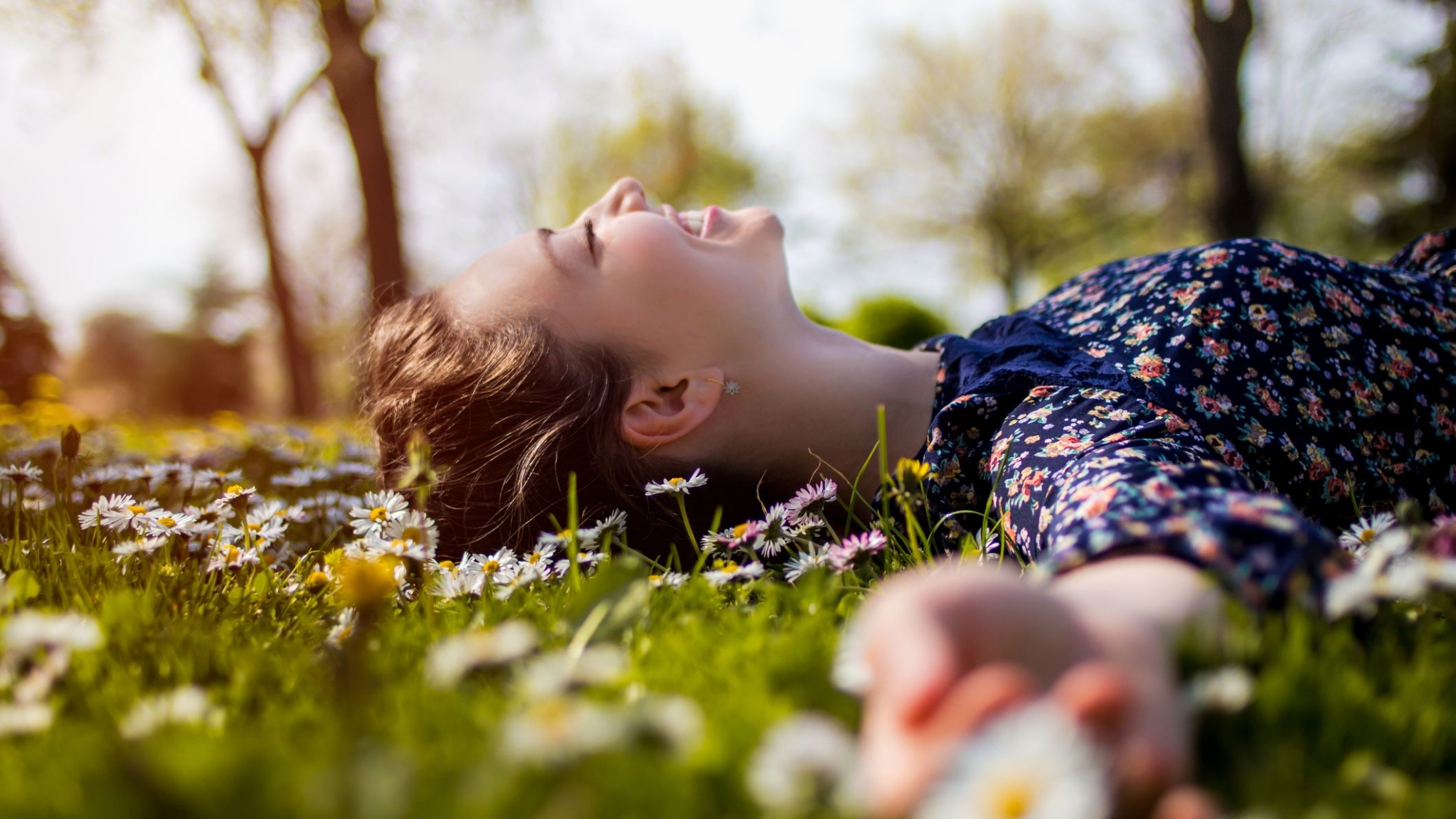 Living Near Green Spaces May Delay Menopause