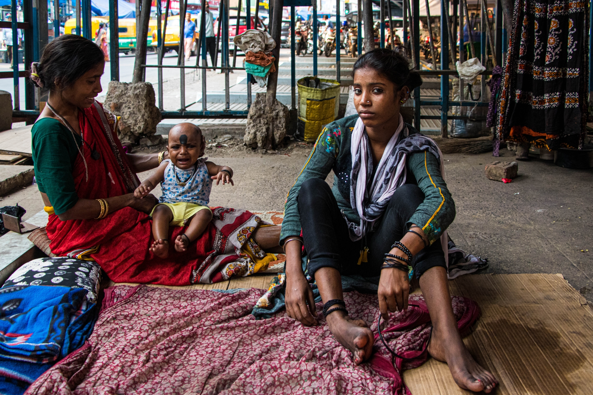 Surviving COVID-19: Struggles of Homeless India