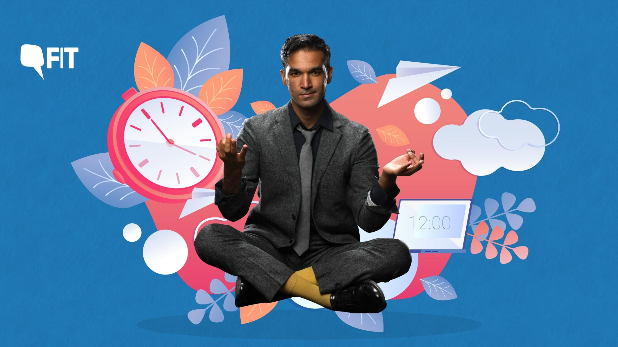 A Guided Meditation to Increase Your Productivity Through the Day