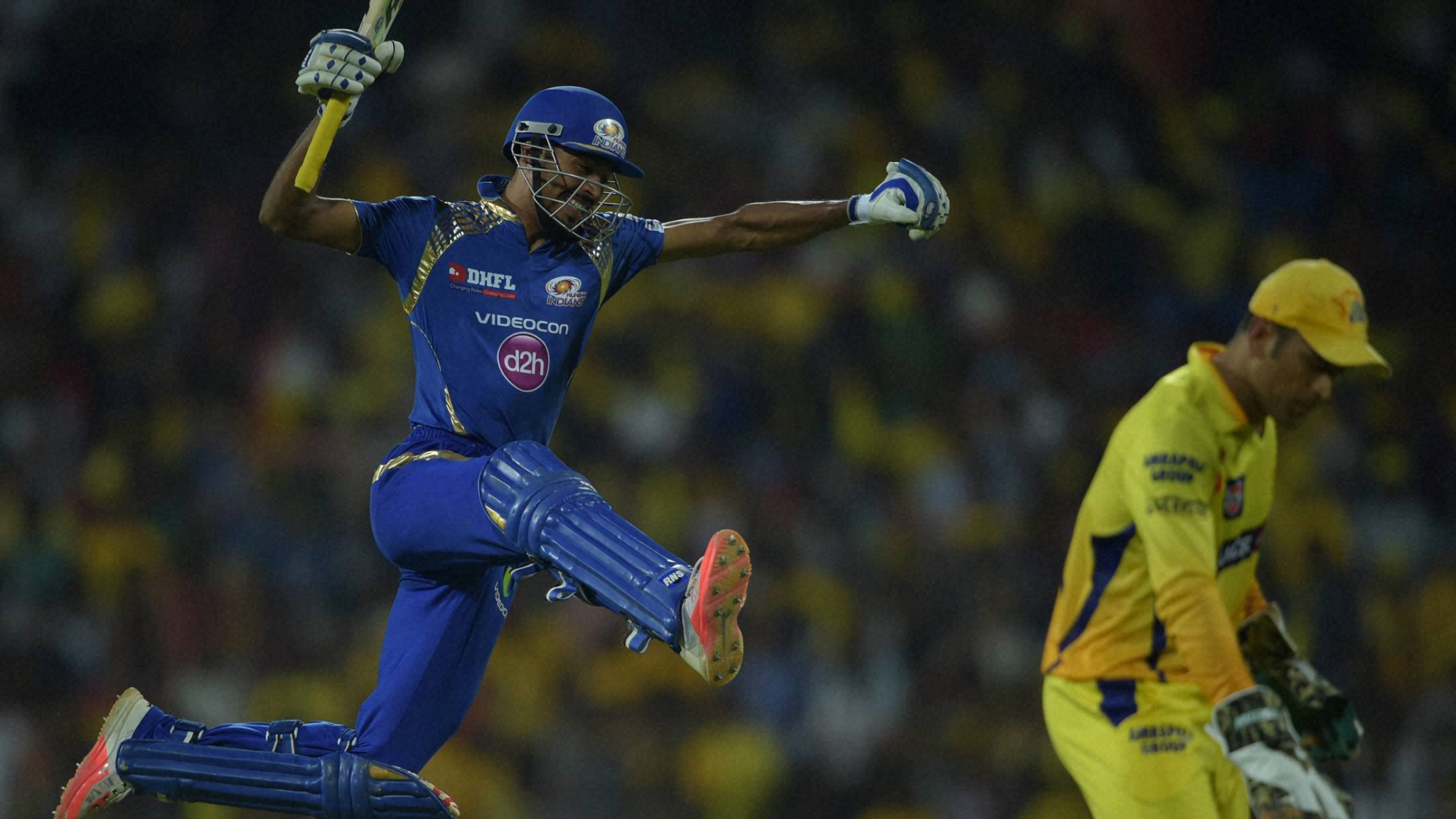 QPlay: Unstoppable Mumbai Beat CSK, Dhoni Served Notice