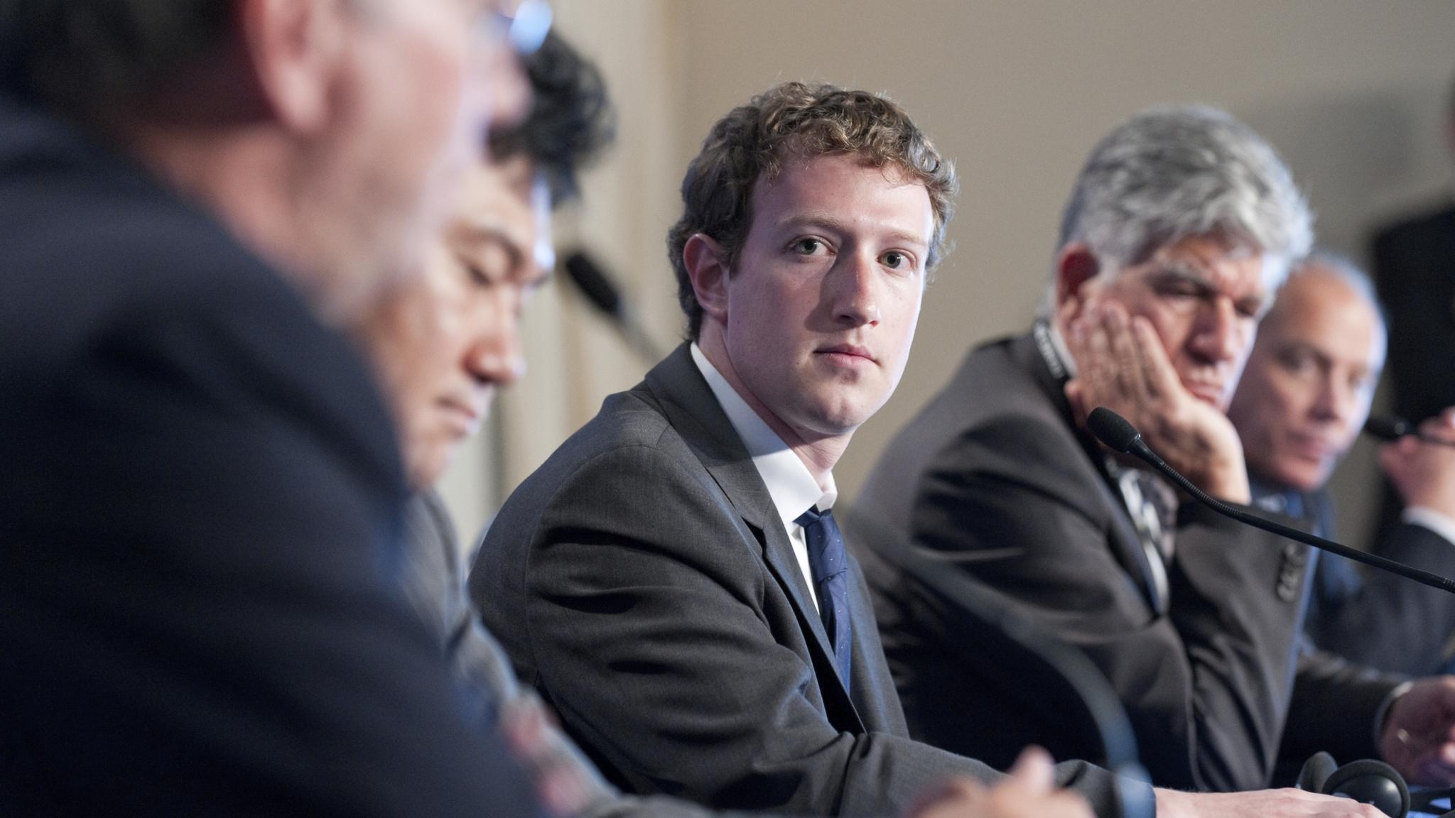Risultati immagini per zuckerberg fun