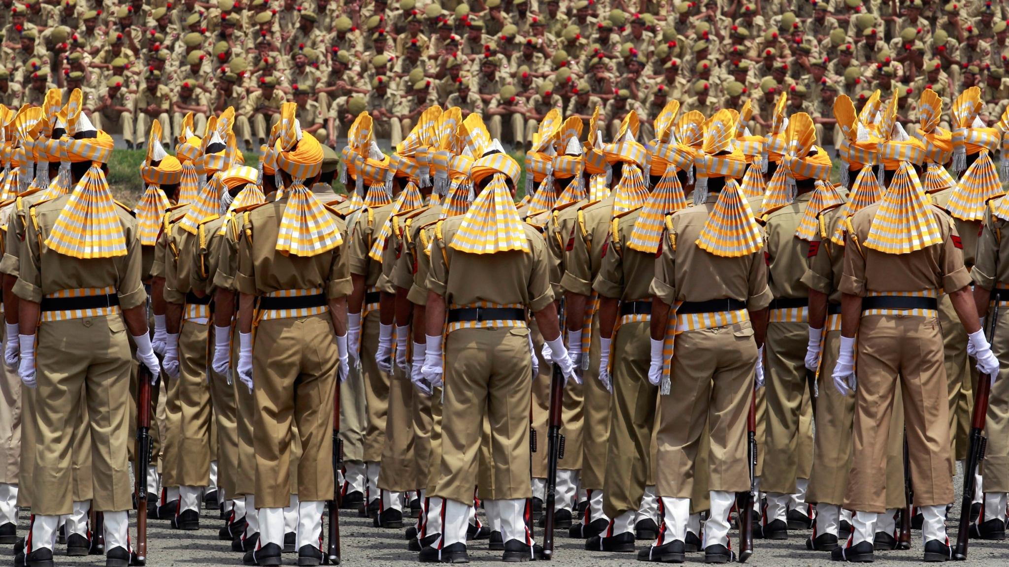 do indian police need overhauled