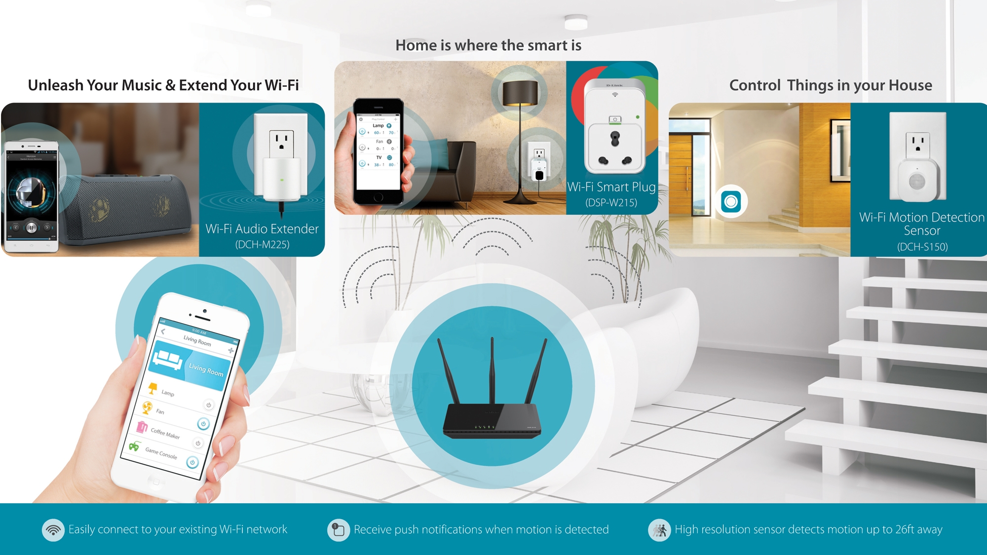 review d link devices that start you off on creating a smart home the quint. Black Bedroom Furniture Sets. Home Design Ideas