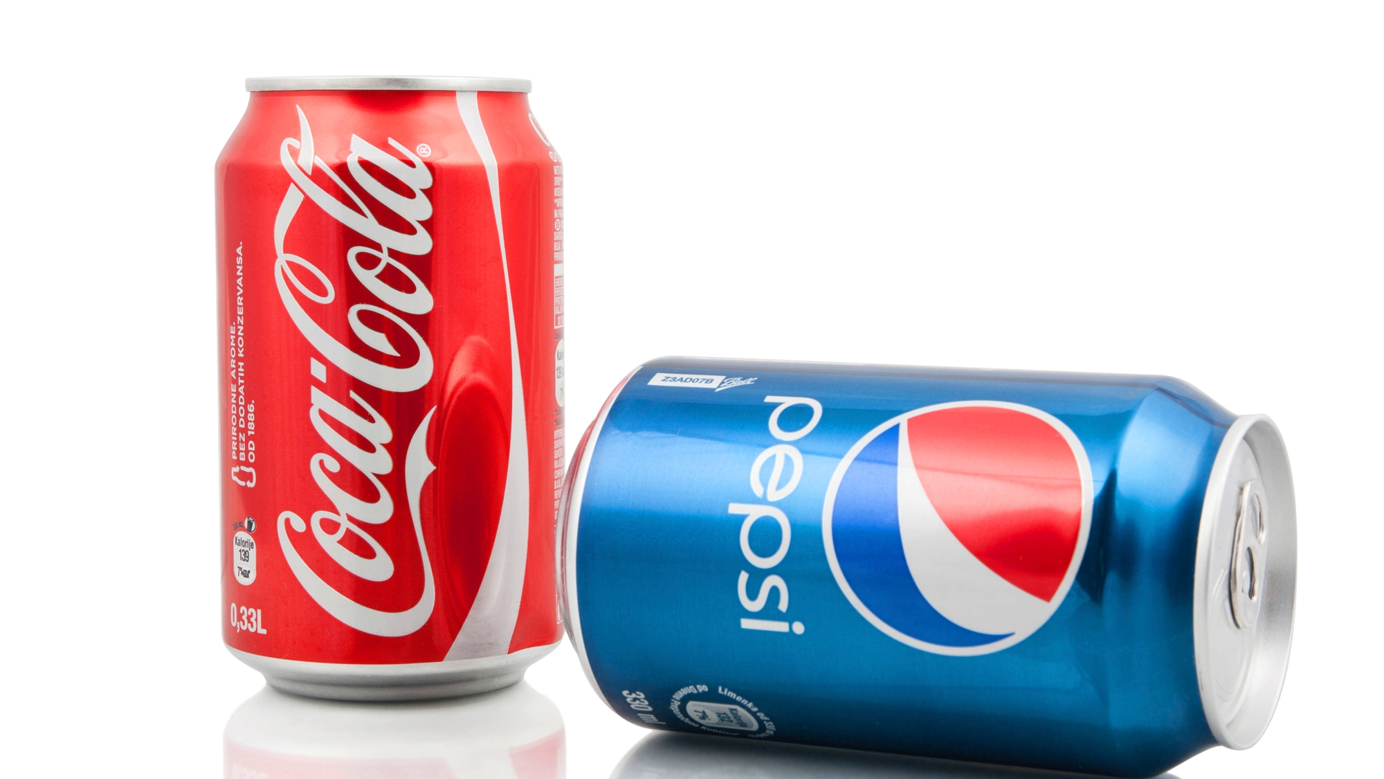 statement of the problem of coke and pepsi