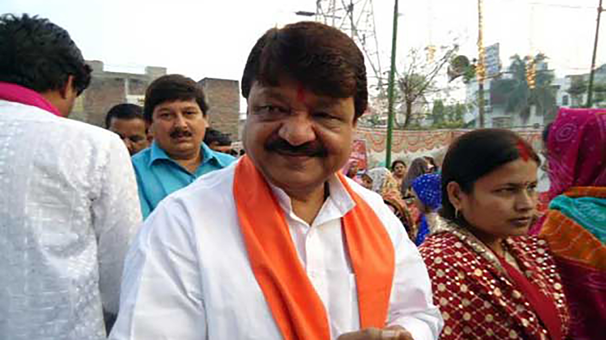 Kailash vijayvargiya wife sexual dysfunction