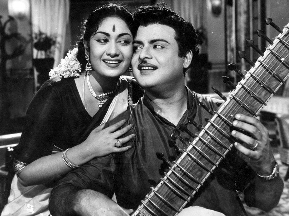 Image result for savitri and gemini ganesan